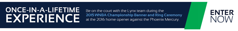 Win a Lynx Membership Experience