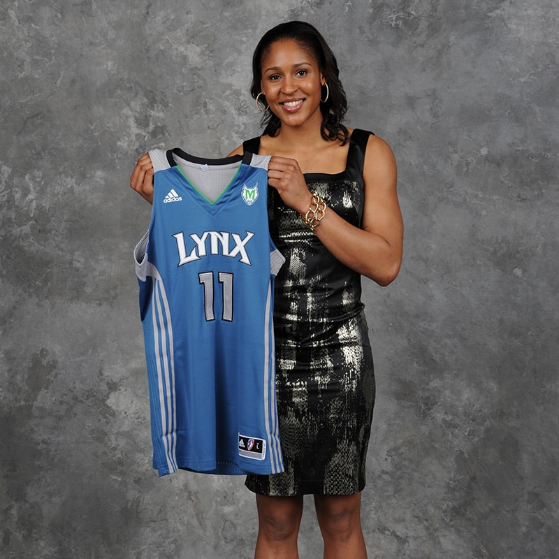 With the draft being just one day ago, today we flashback to 2011 WNBA Draft when we drafted Maya Moore with the first overall pick. That seemed to have turn out pretty good.