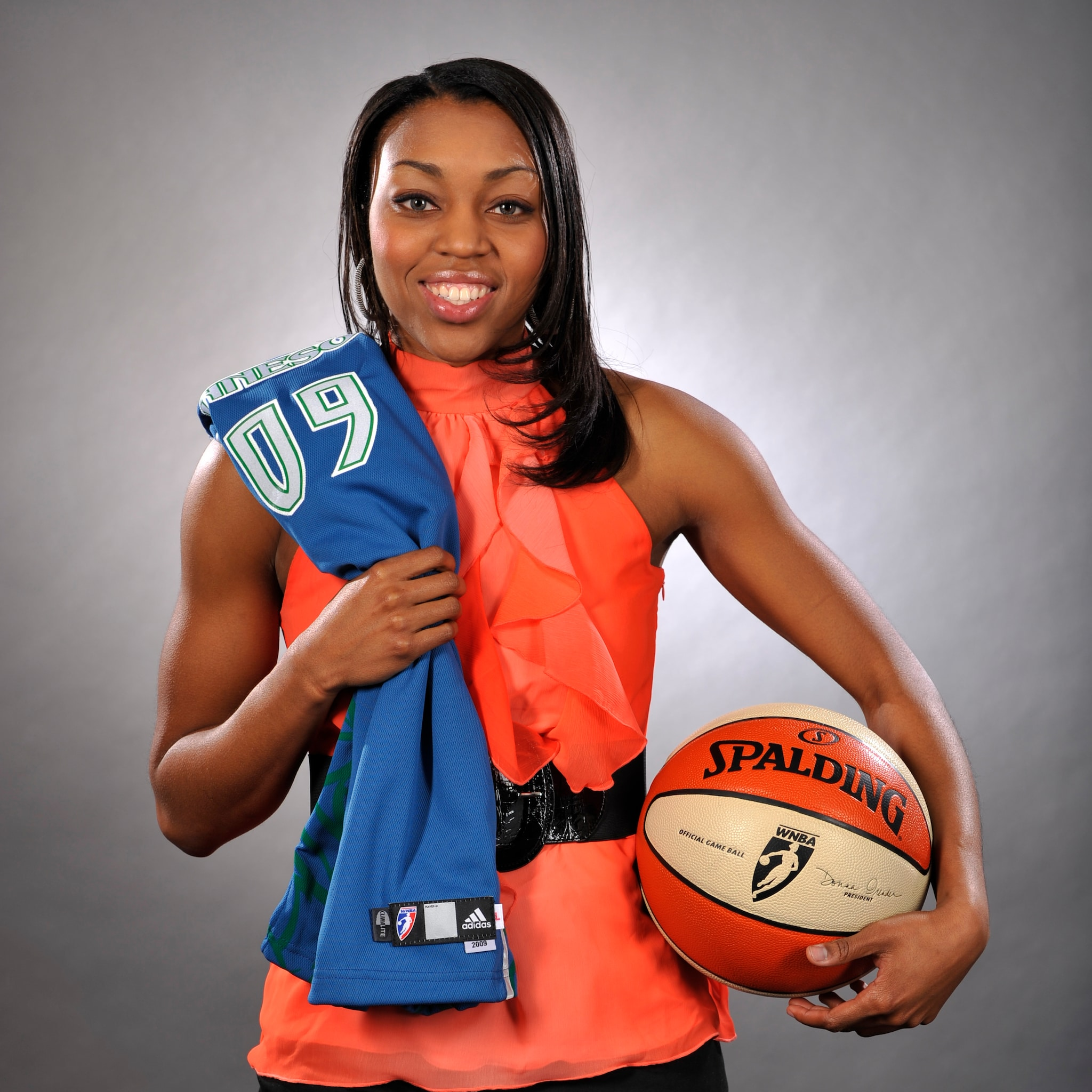 2009 WNBA Draft Portraits