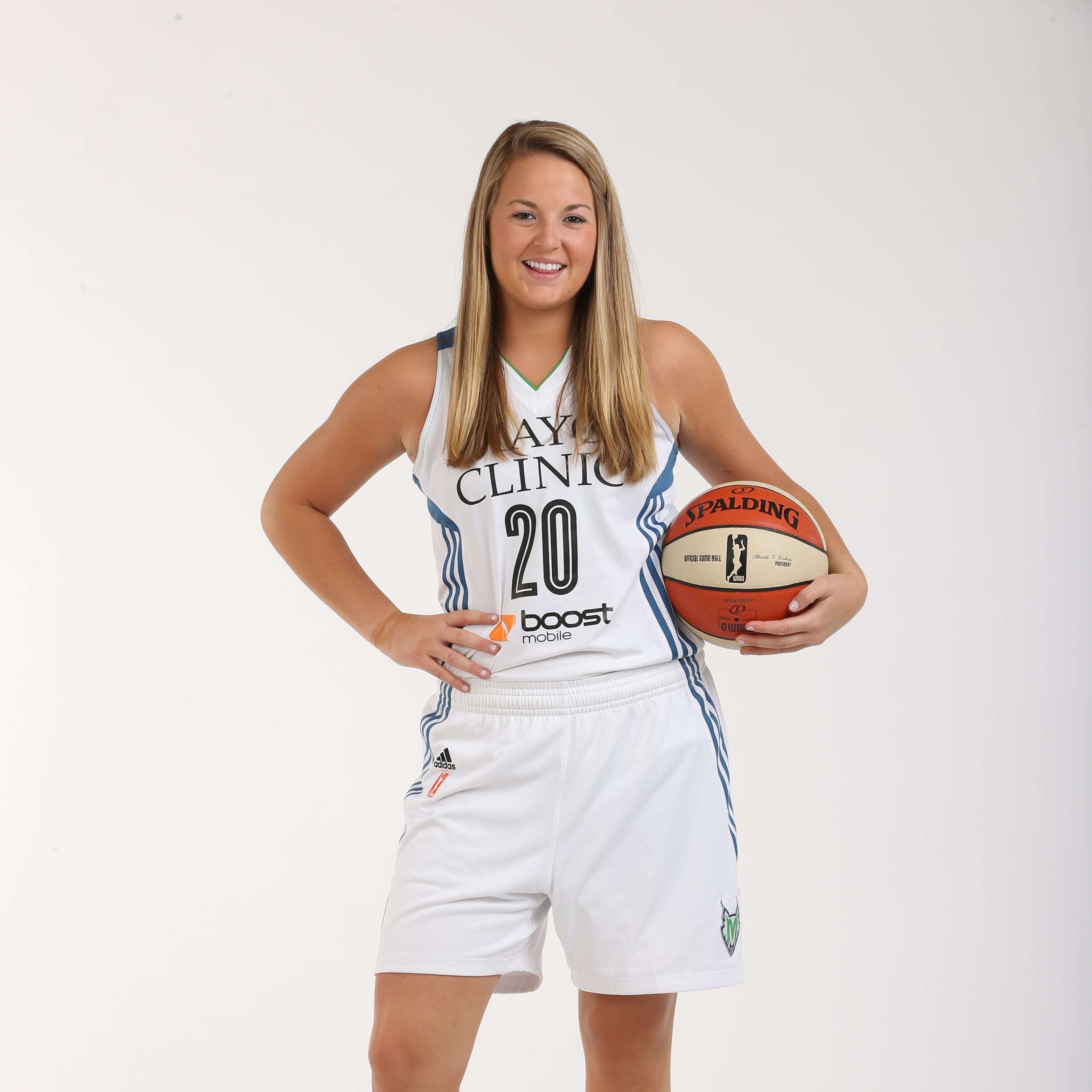 Tricia Liston, F, No. 12 pick