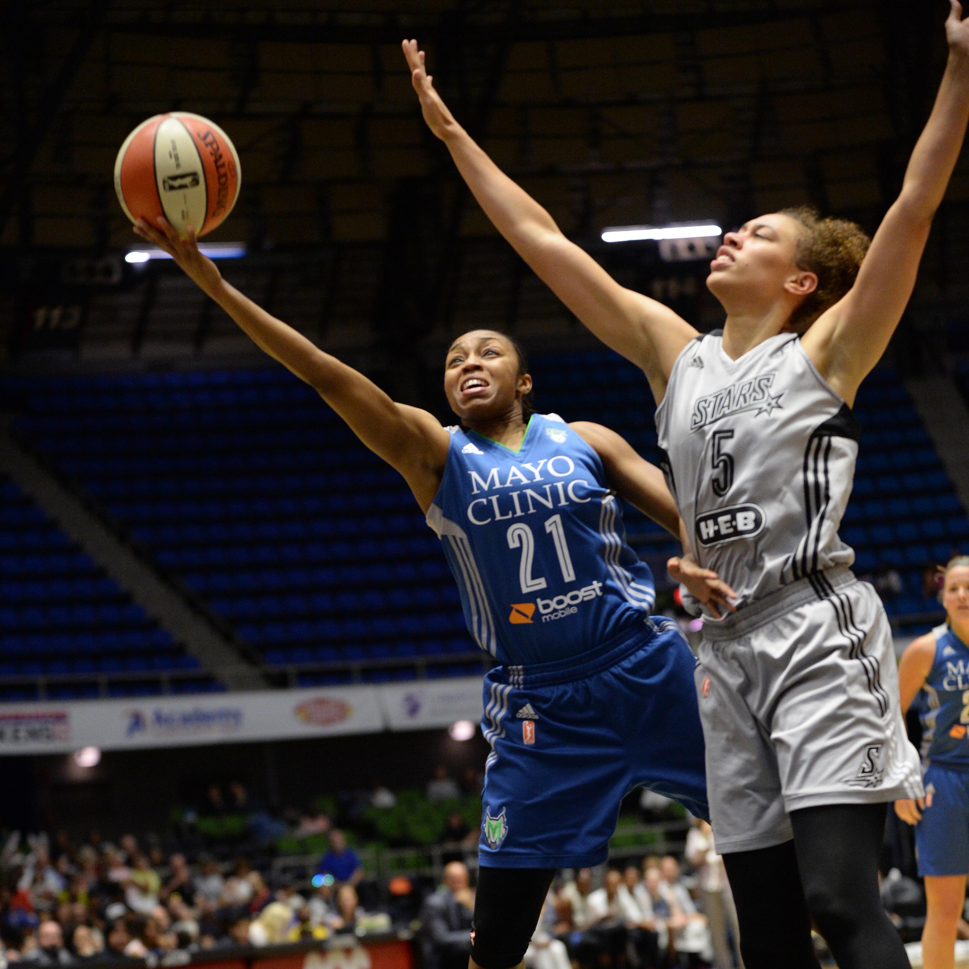 Minnesota Lynx v San Antonio Stars