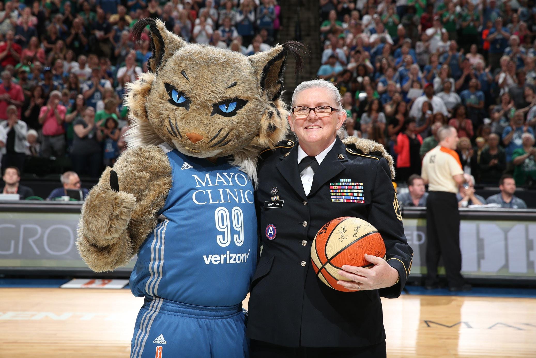 Honoring Sergeant First Class Deanna Griffin