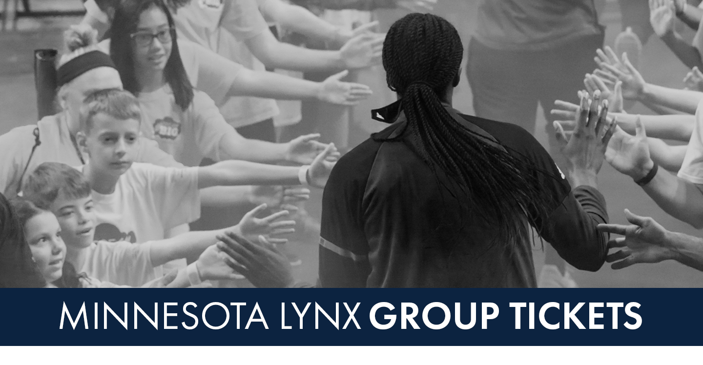 Minnesota Lynx Group Tickets