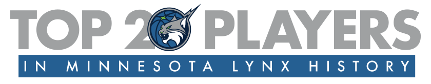 Top 20 Players in Lynx History