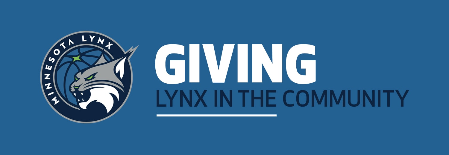 Lynx in the Giving Community