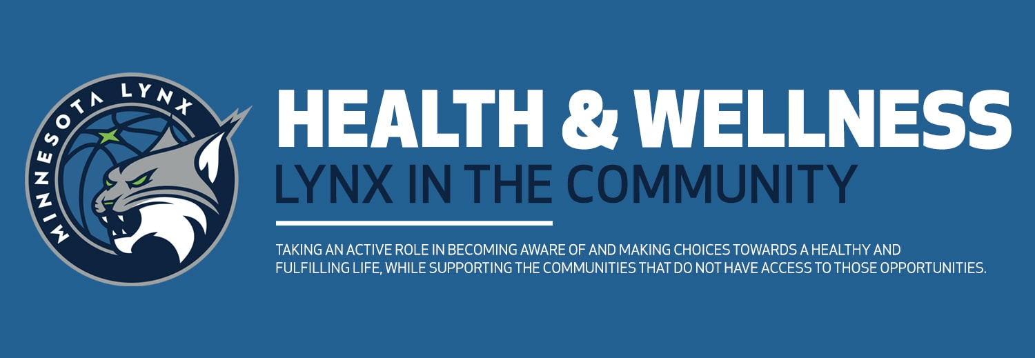 Lynx in the Health & Wellness Community
