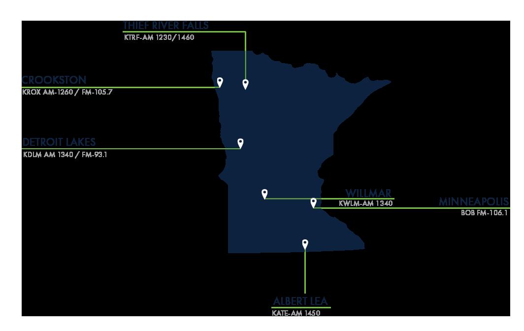 Minnesota affiliates