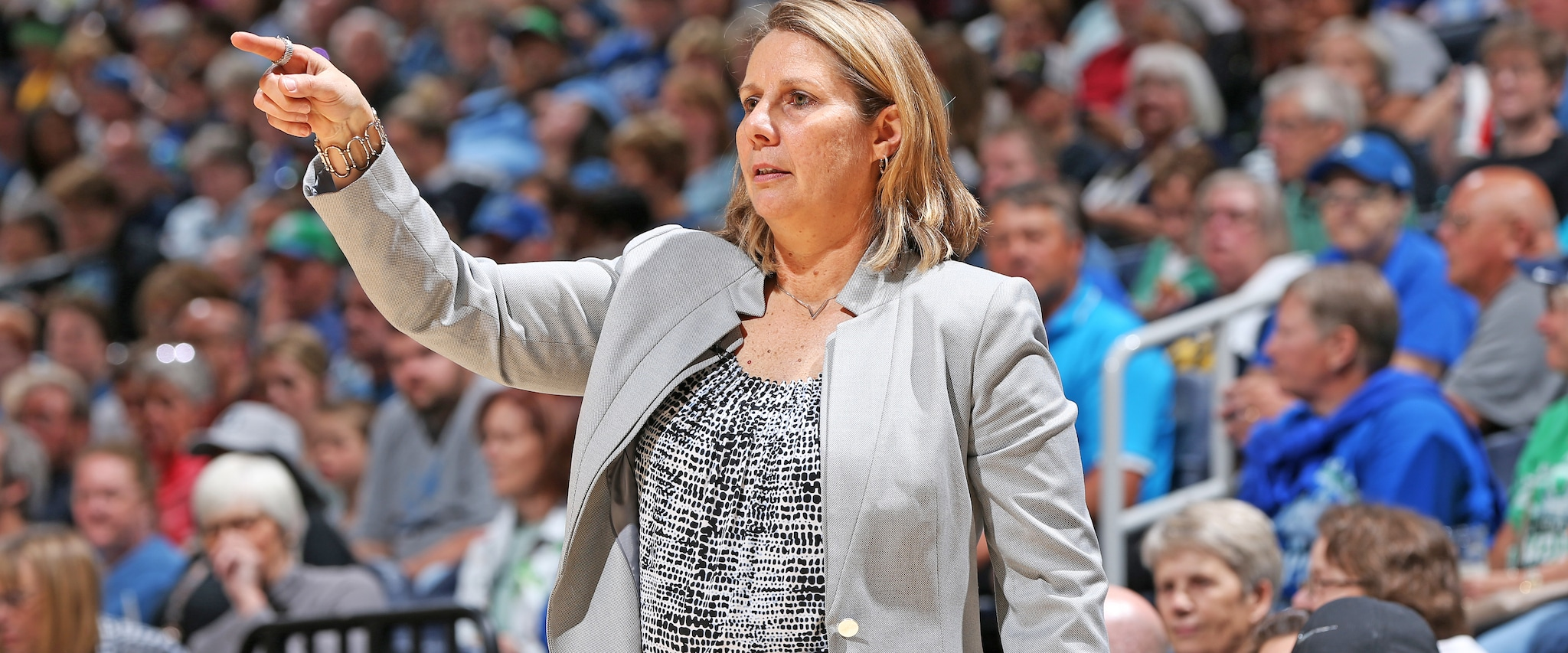 """Cheryl Reeve On Sixth Pick: """"We Know We're Going To Get A Good Player"""""""