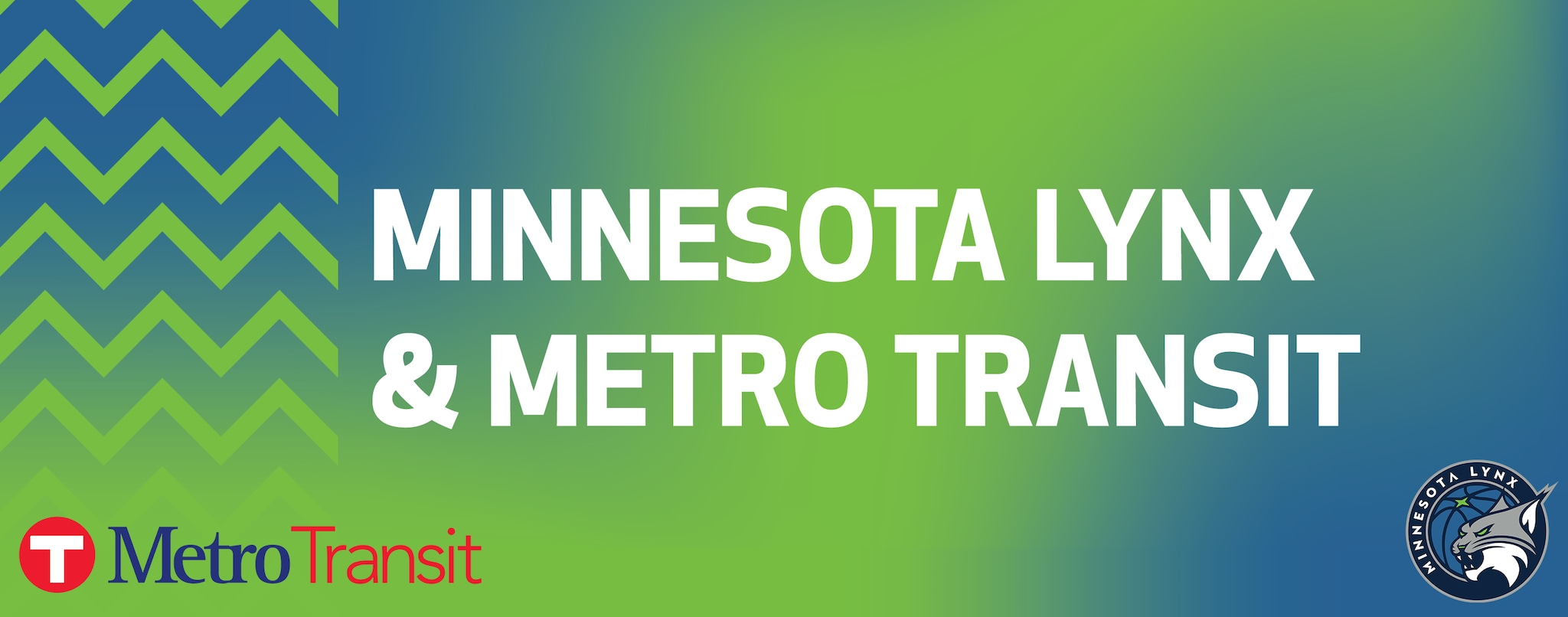 Minnesota Lynx and Metro Transit