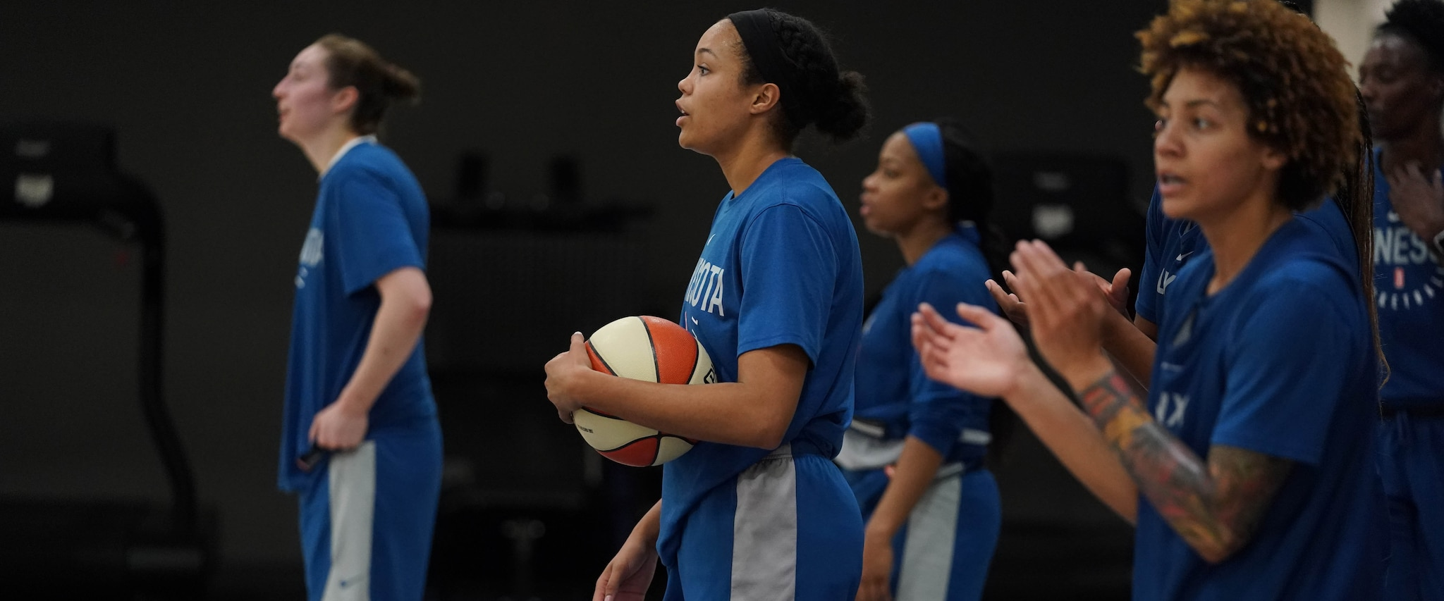 Collier's Position Change Adds Another Layer To Her WNBA Adjustment - Minnesota Lynx