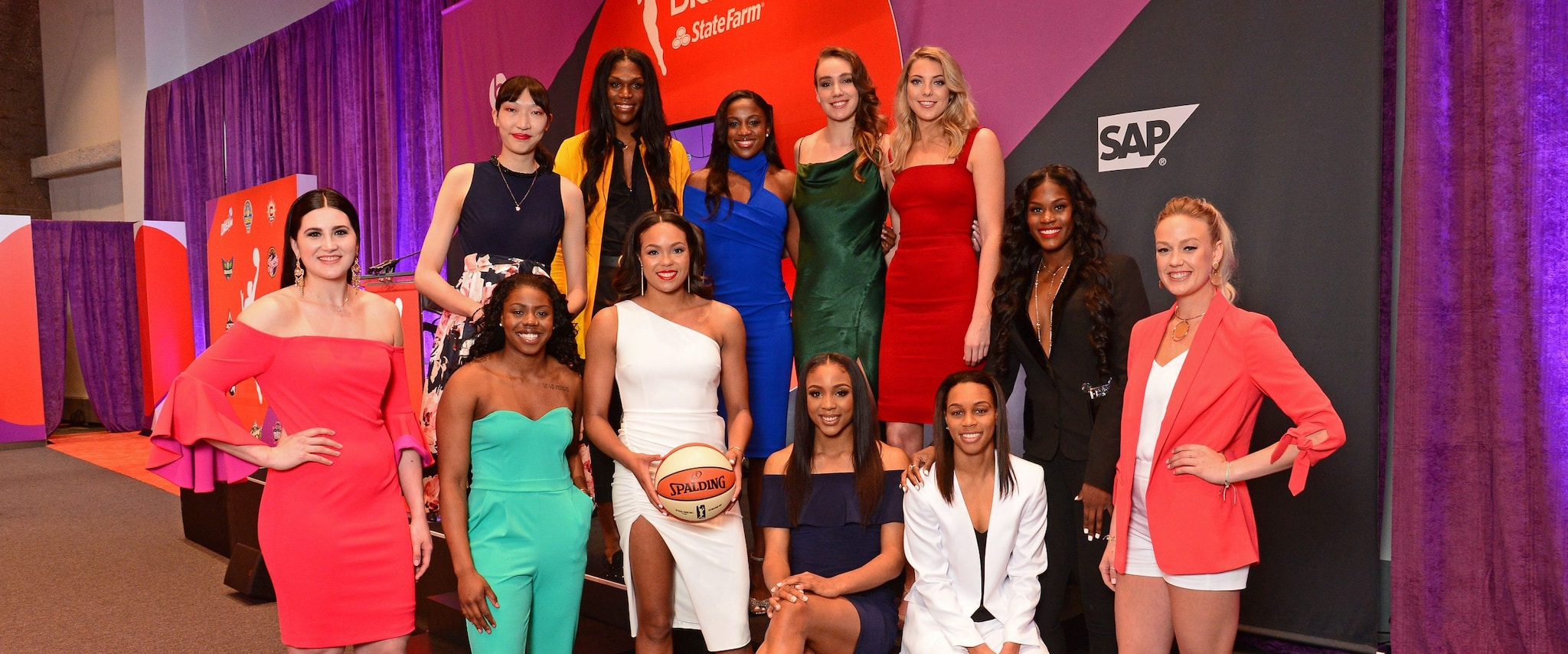 Lynx Players Reflect On Their Draft Nights