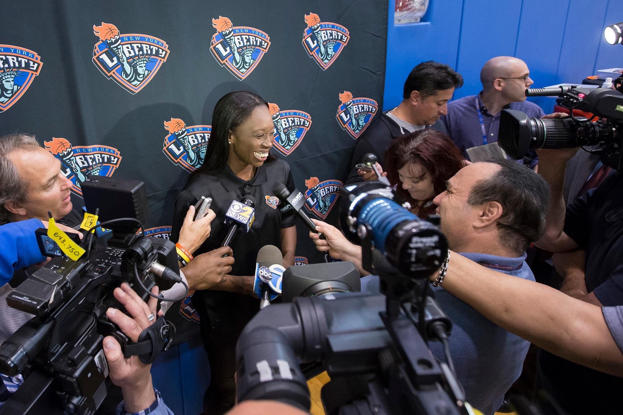 NYL Media Day