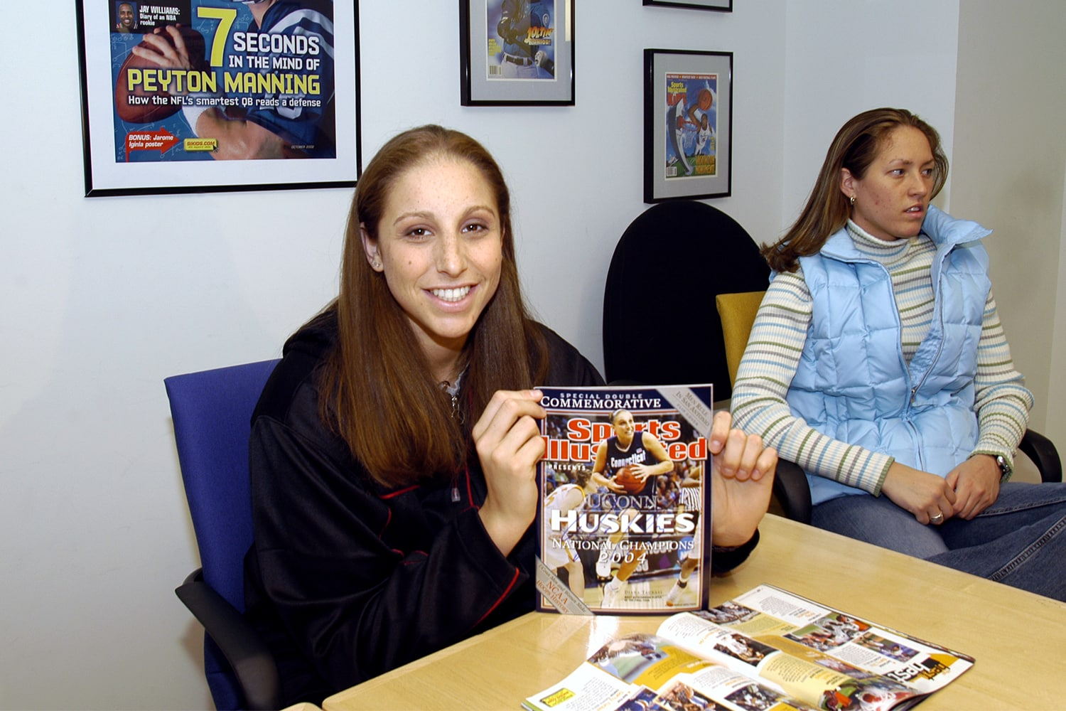 Diana Taurasi in New York