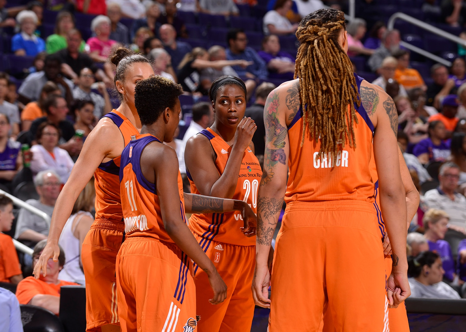 Dallas Wings v Phoenix Mercury