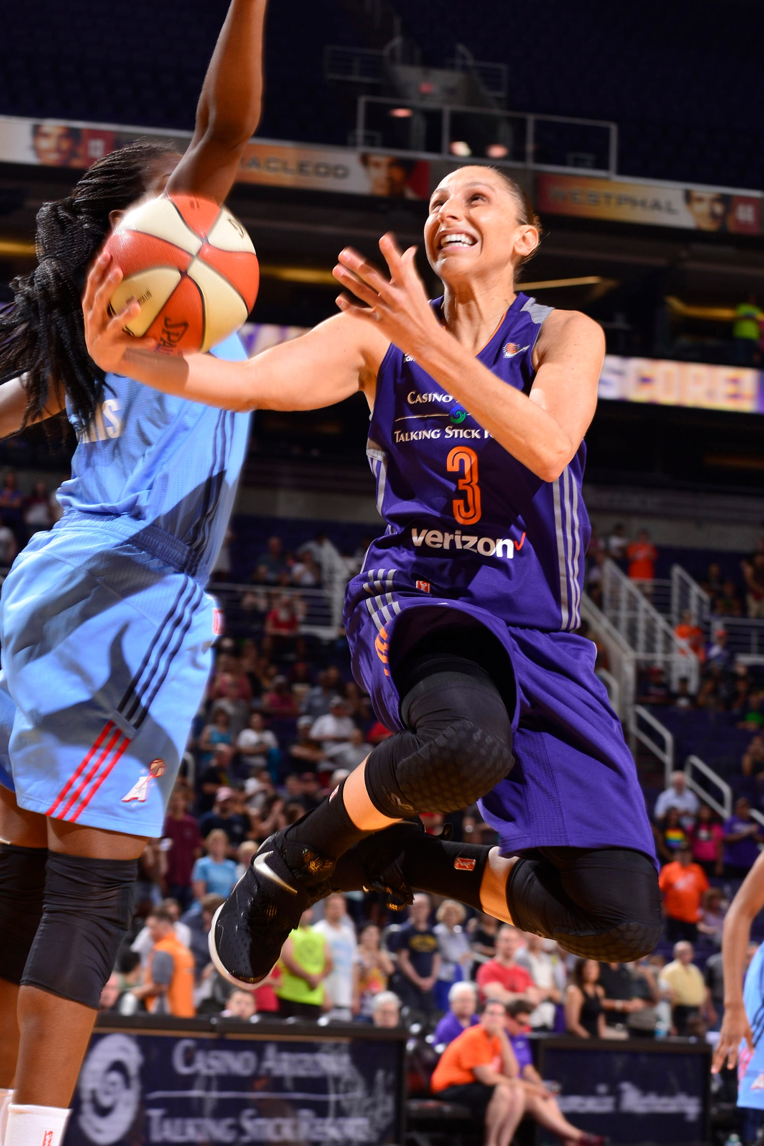 Phoenix Mercury vs Atlana Dream Diana Taurasi
