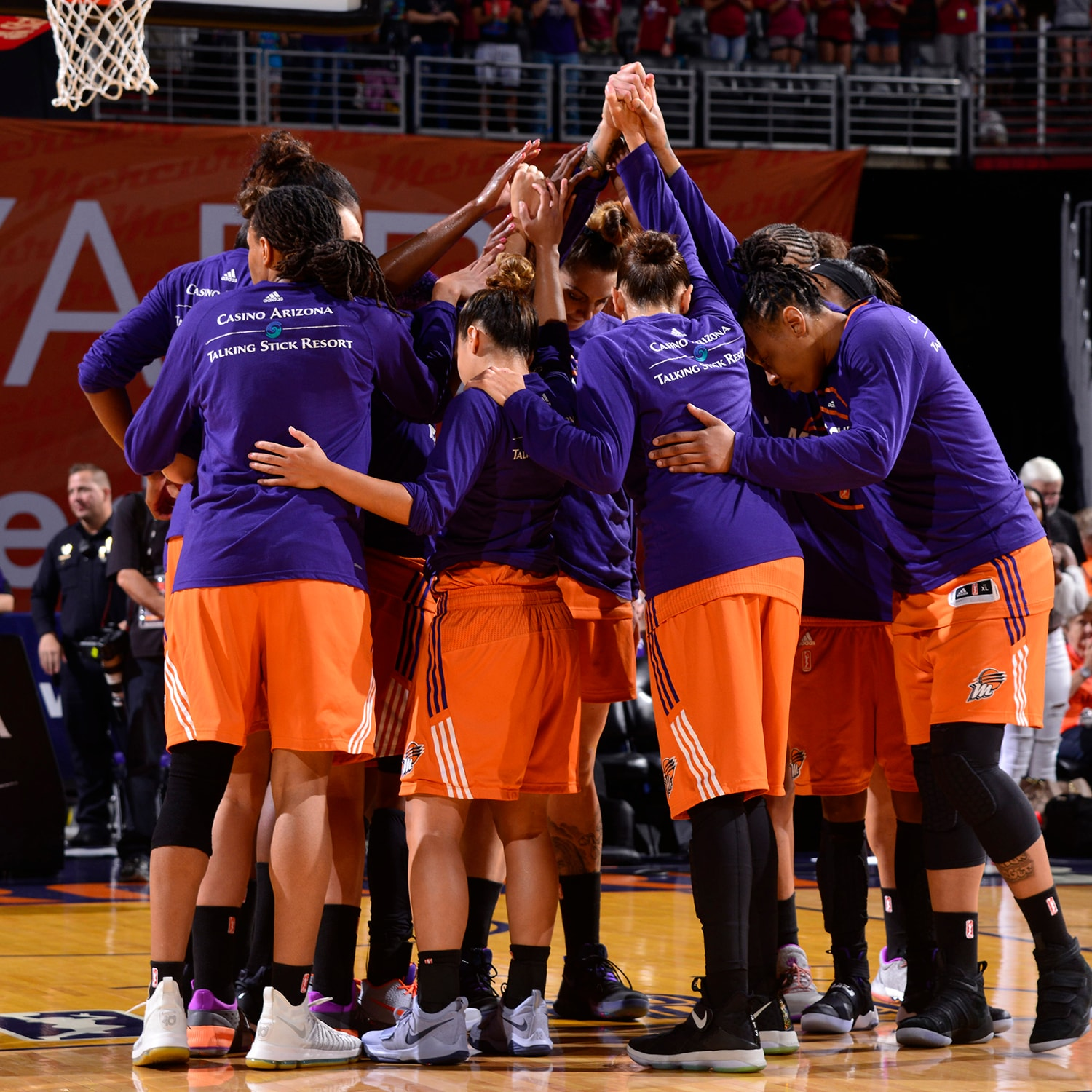 phoenix mercury indiana fever july 19, 2017