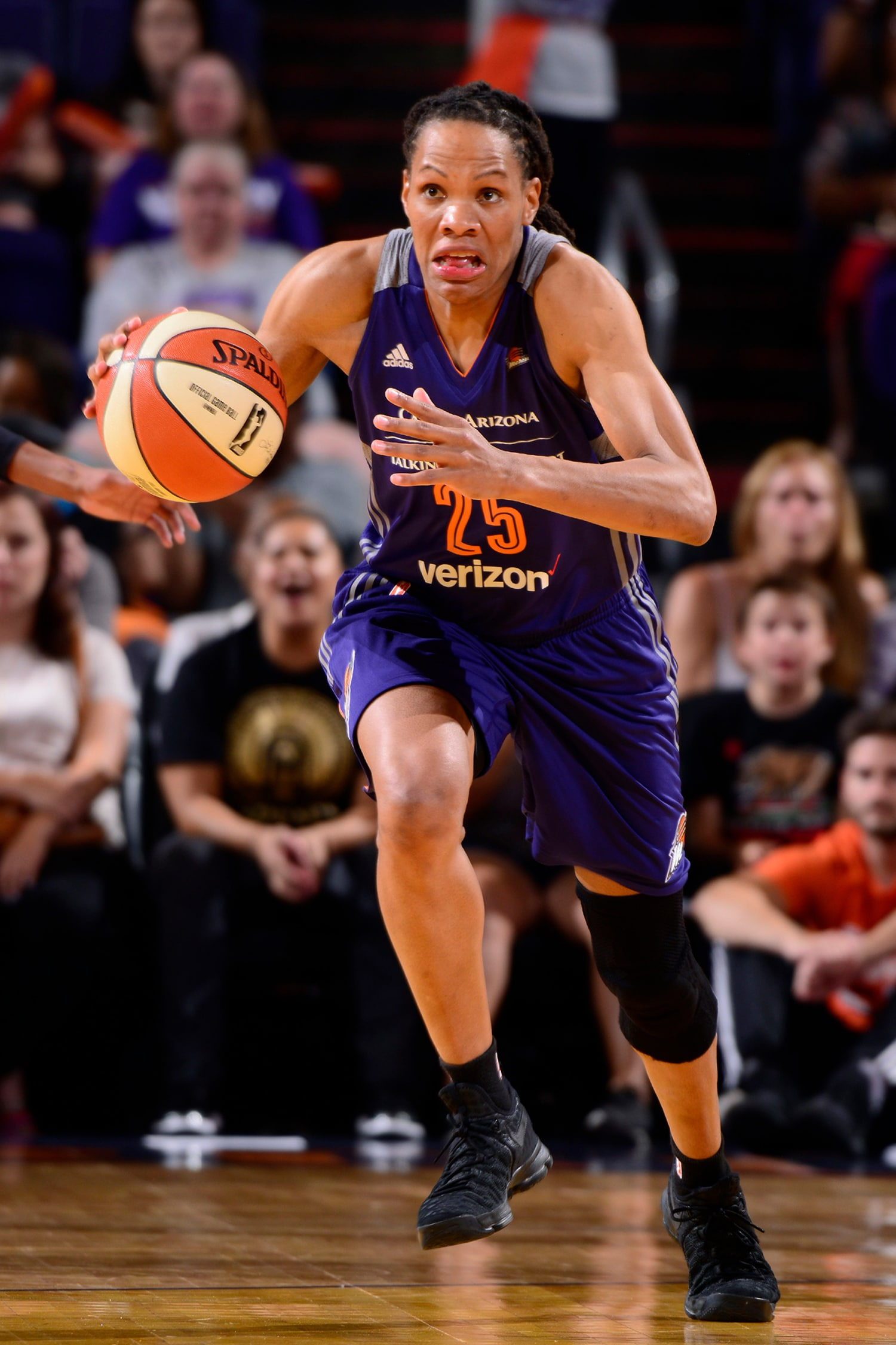 Phoenix Mercury vs Atlana Dream Monique Currie