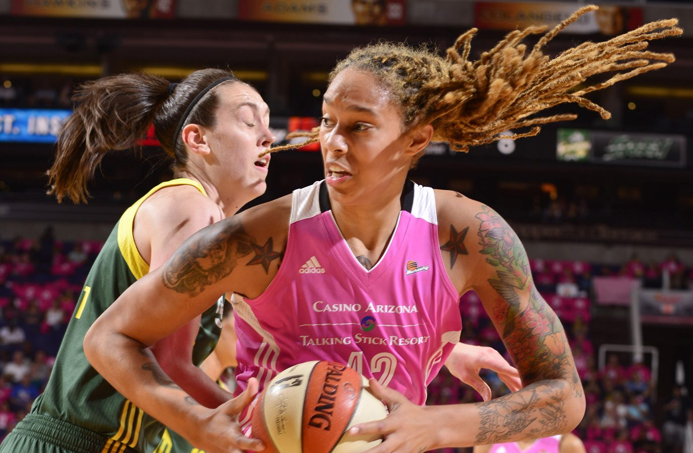 Seattle Storm v Phoenix Mercury brittney griner