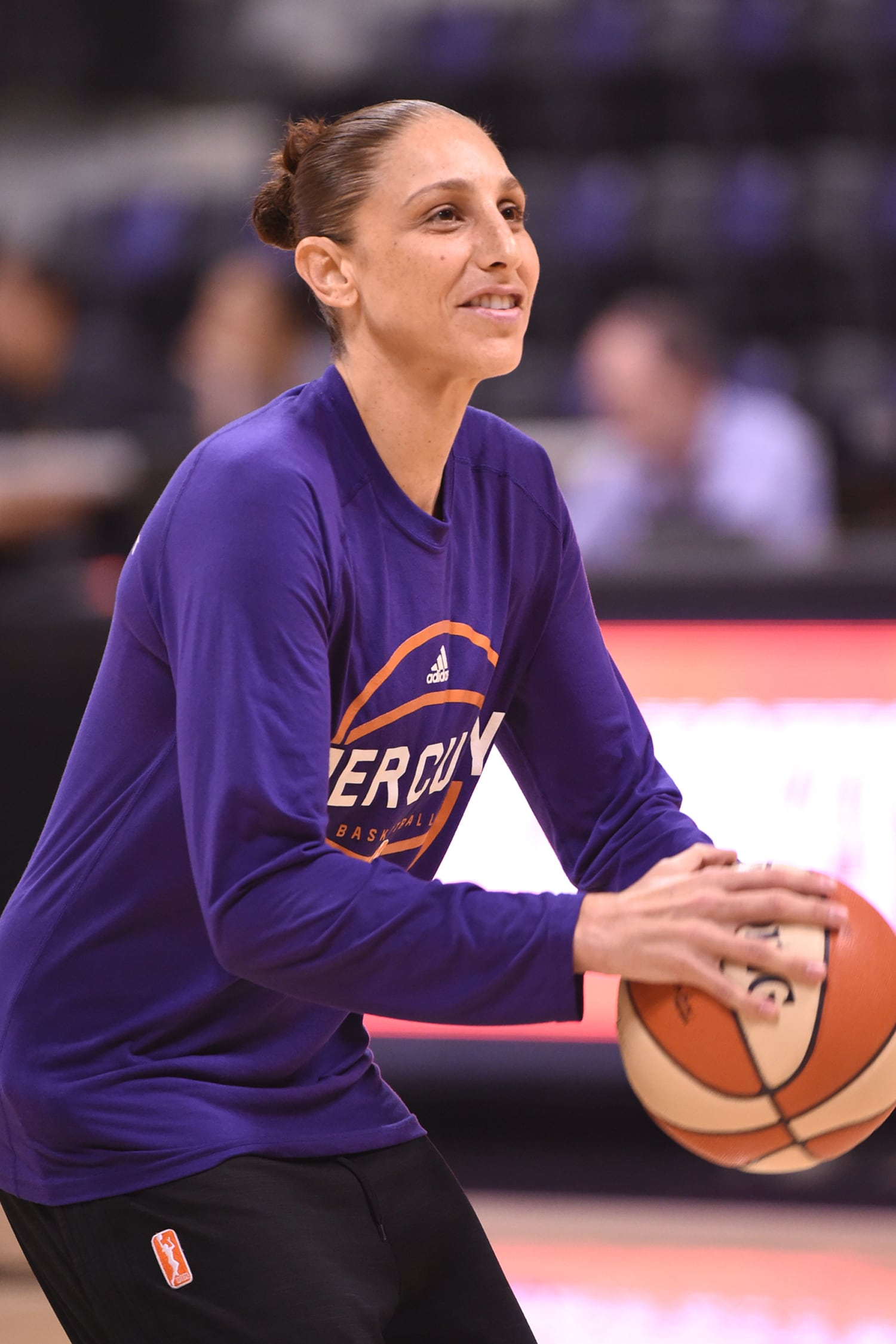 Phoenix Mercury v Los Angeles Sparks - Game Two: Diana Taurasi in LA