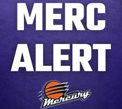 Mercury Promo Calendar