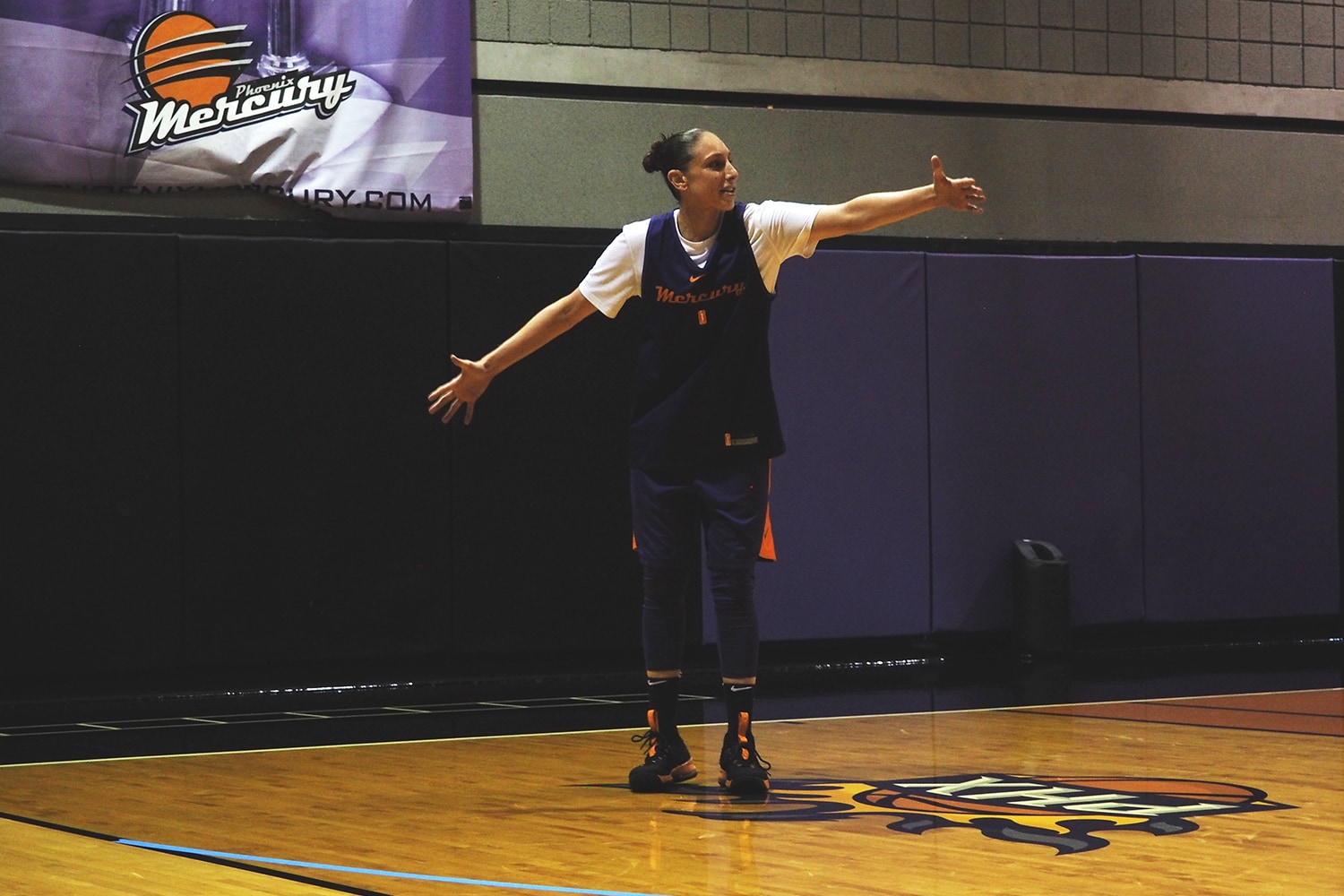 Diana Taurasi back for Phoenix Mercury 2018 training camp