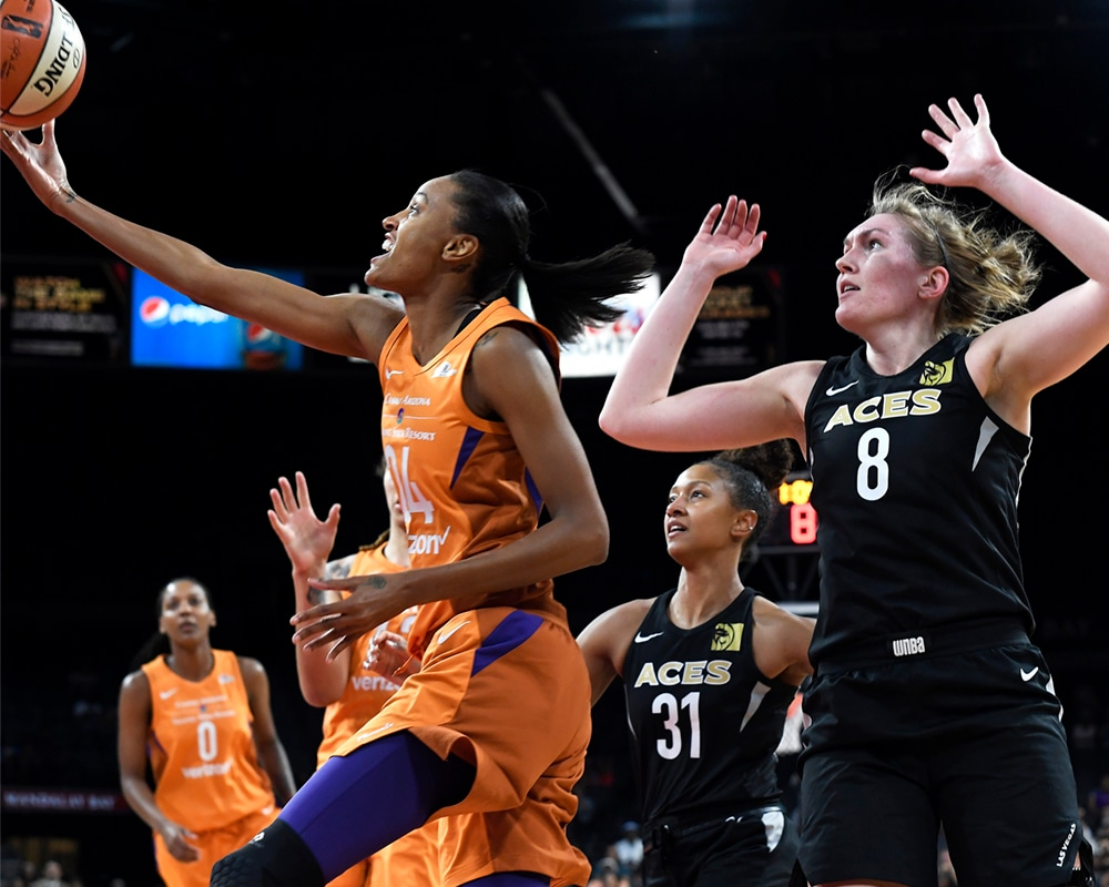 Phoenix Mercury win eighth straight game