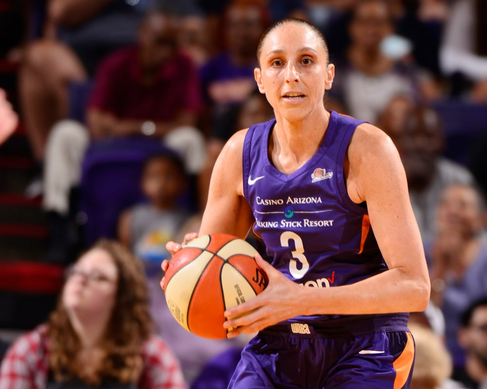 Diana Taurasi looks to create