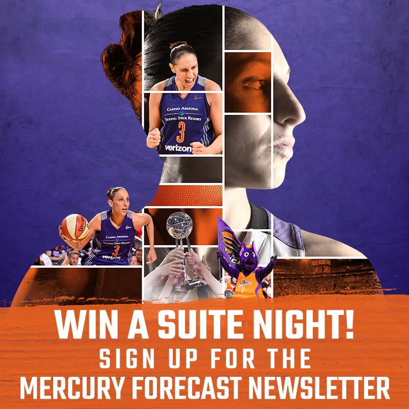 WIN A SUITE NIGHT MERCURY FORCAST NEWSLETTER
