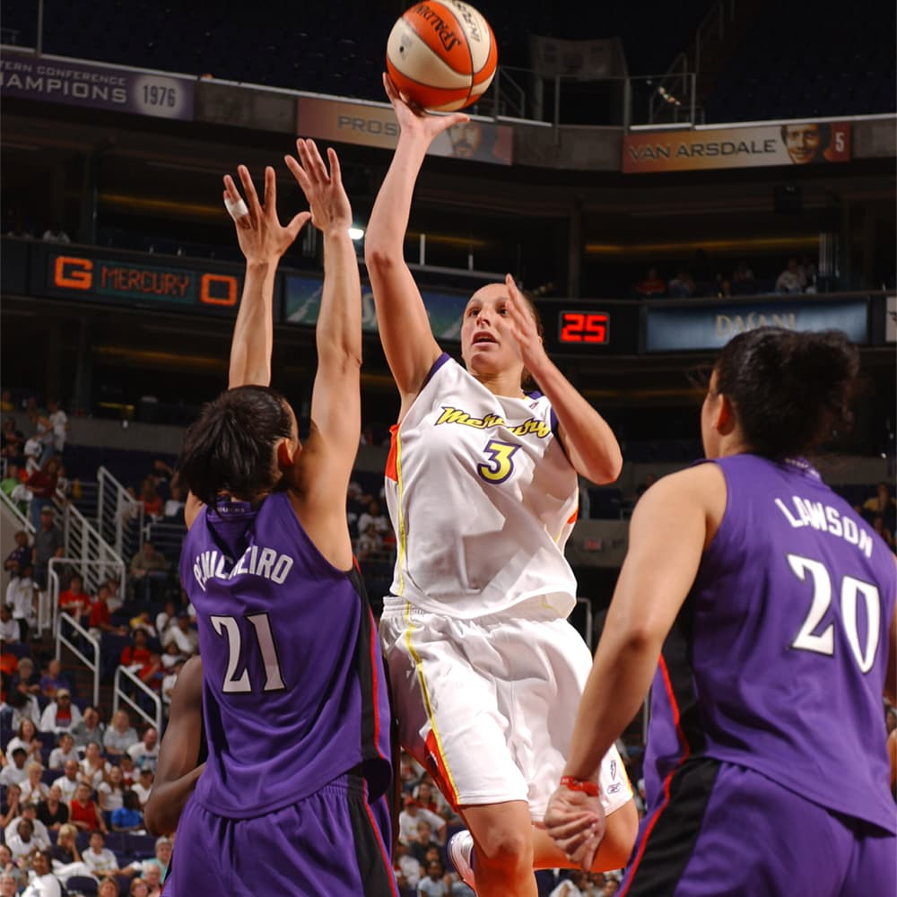 Diana Taurasi ushers in a new era of Mercury basketball