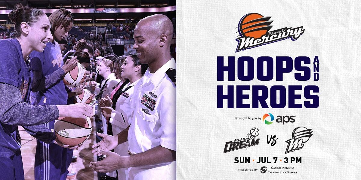 Hoops and Heroes | APS