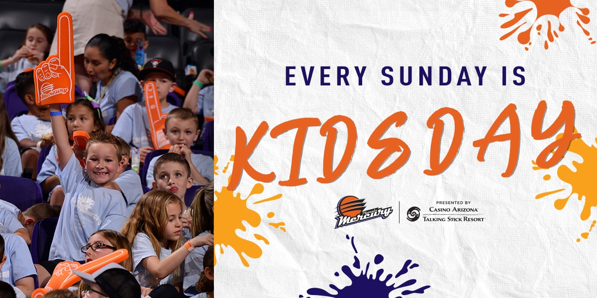 Every Sunday is KidsDay