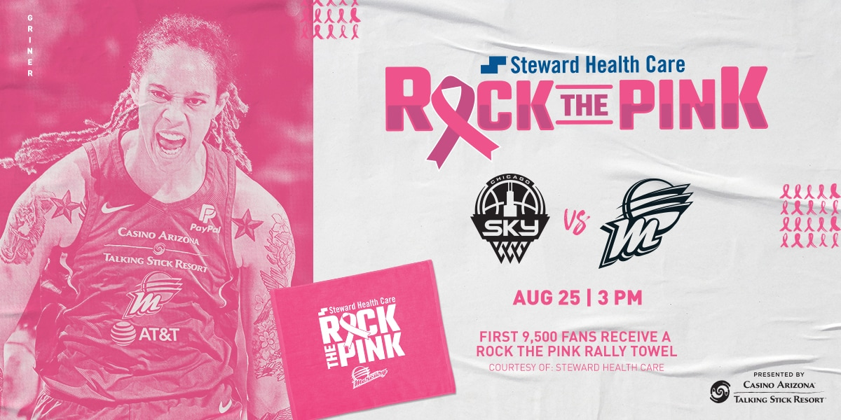 Rock the Pink | Stweard Health Care