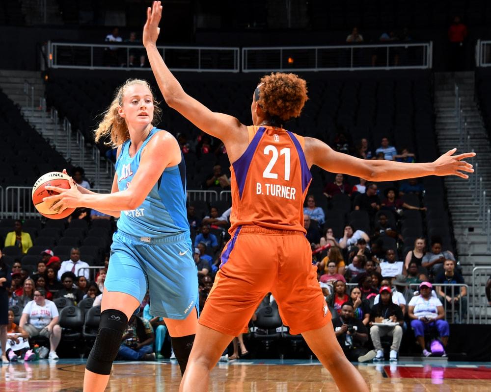 Brianna Turner defense