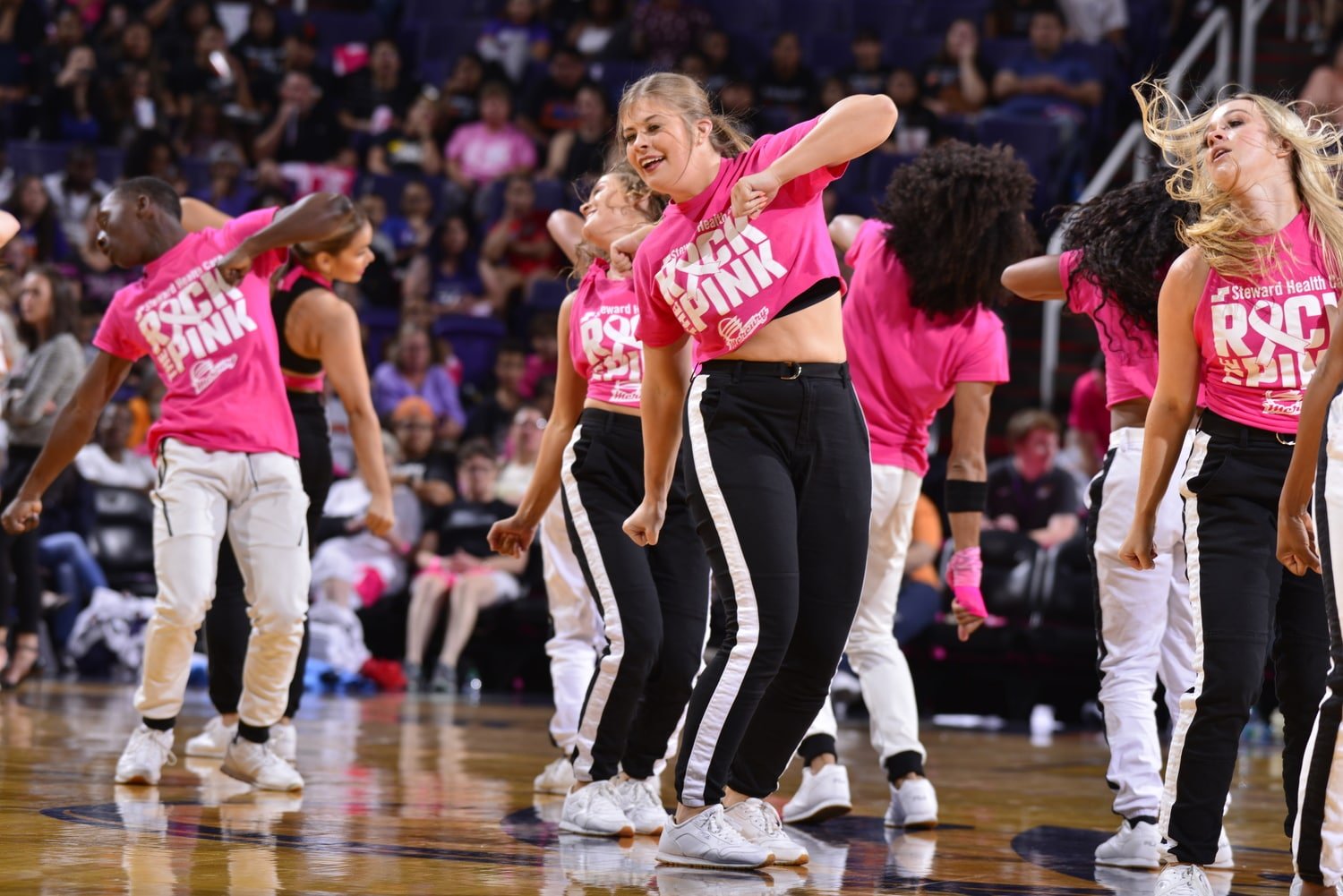 Rock the Pink night