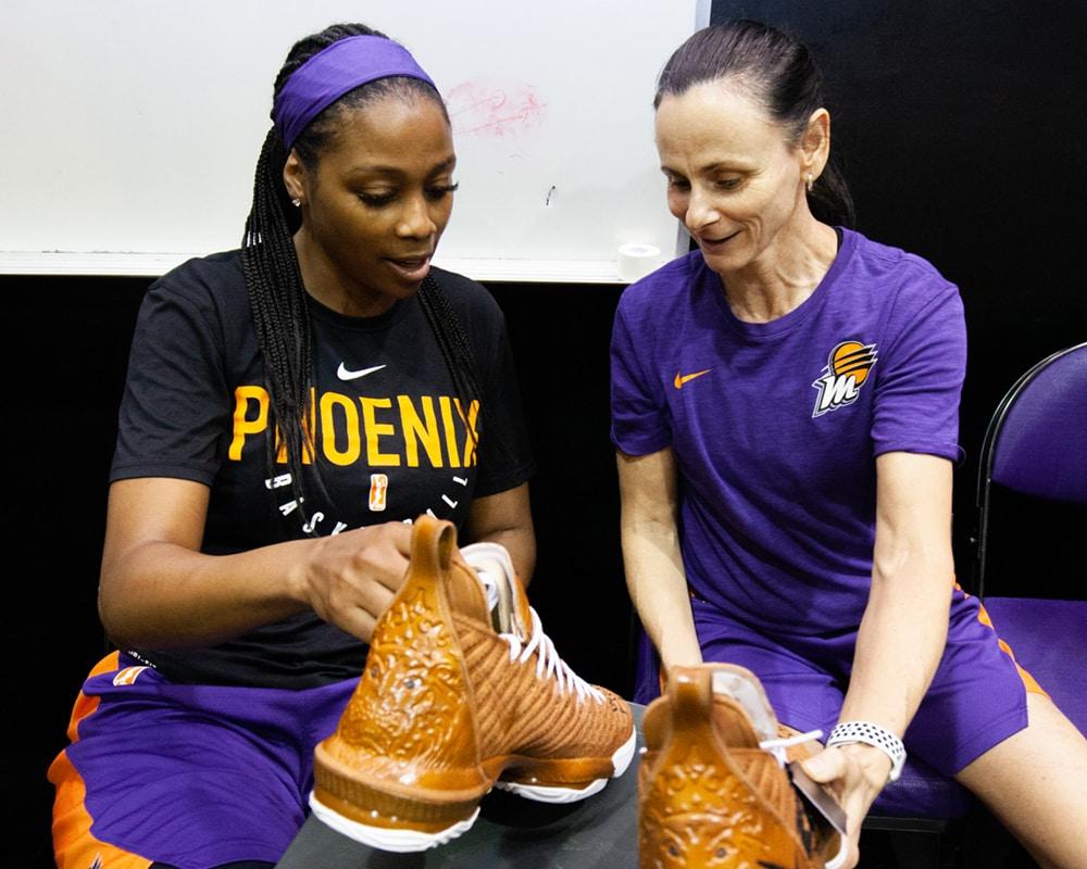 Women of Inspiration Shoes for Phoenix Mercury