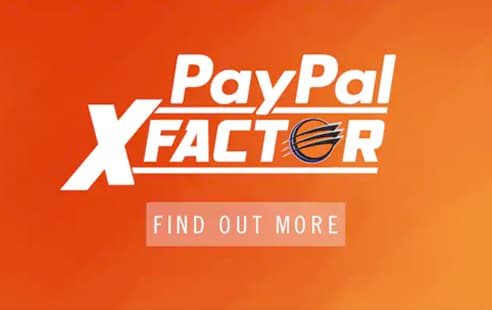 PayPal X-Factor Tickets