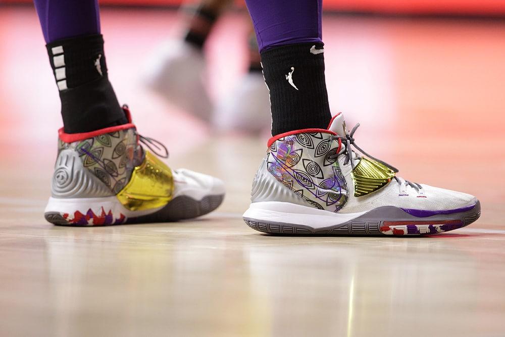Brittney Griner's shoe game