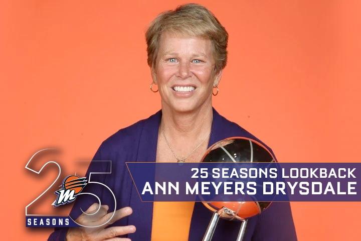 Ann Meyers Drysdale