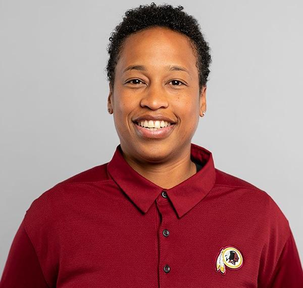Jennifer King | Washington's Assistant Running Backs Coach