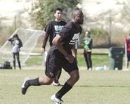 Taking a Soccer Shot