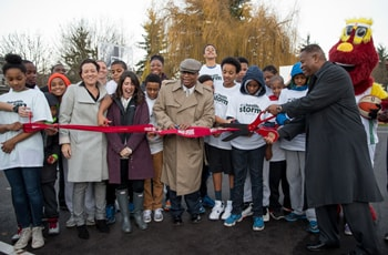 Judkins Park Ribbon Ceremony