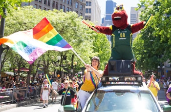 36/26 - Seattle Pride Parade