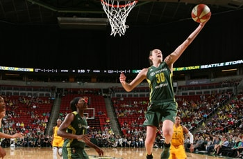 Breanna Stewart - Top 10 Plays of July