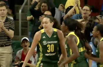 Breanna Stewart - Top 10 Plays of June