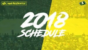 2018 Seattle Storm Schedule