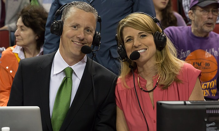 Seattle Storm Broadcasting