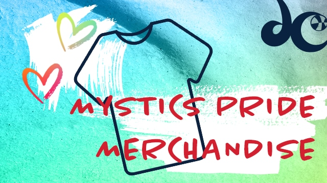 Mystics Pride Merchandise