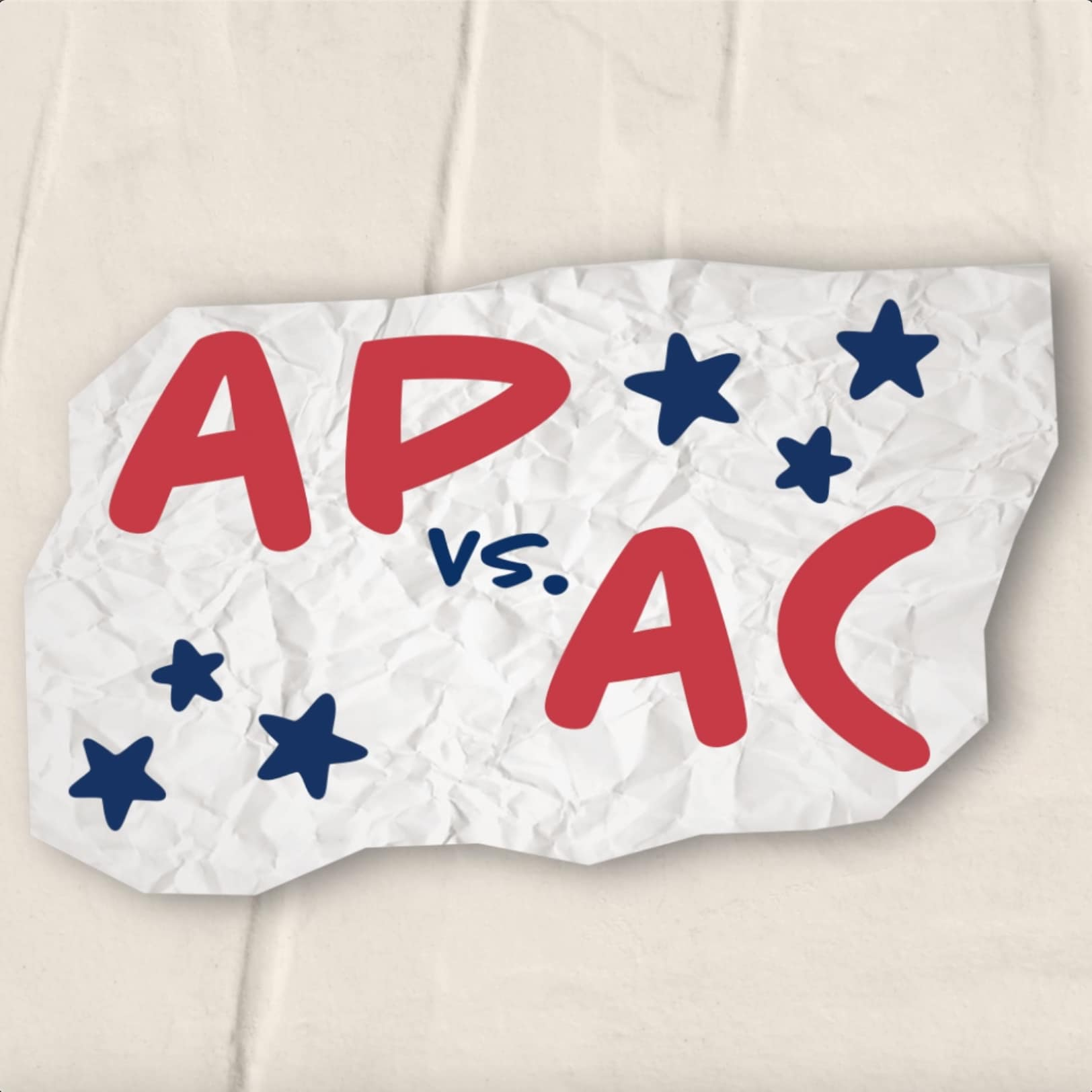 ap vs ac challenge