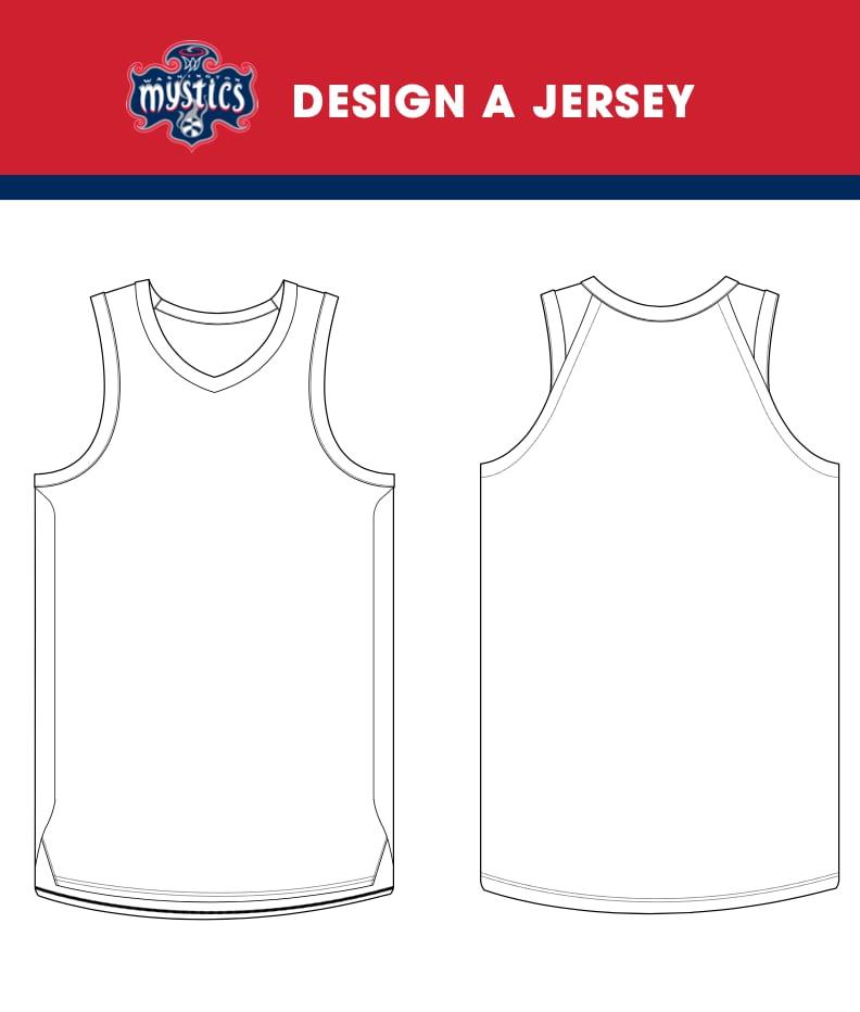 design a jersey