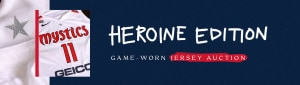 Heroine Edition Jersey Auction